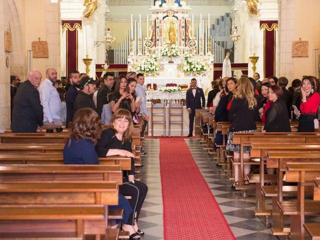 Il matrimonio di Giuseppe e Alessandra a Sinnai, Cagliari 22