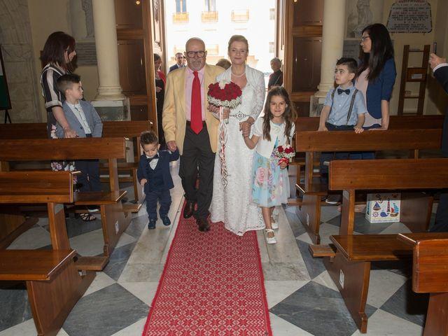 Il matrimonio di Giuseppe e Alessandra a Sinnai, Cagliari 23