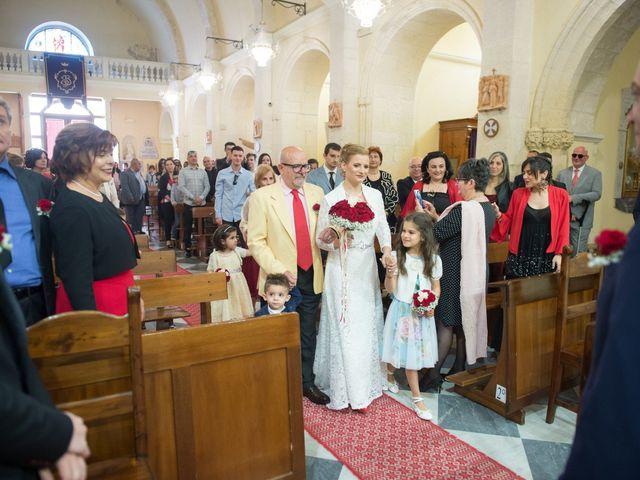 Il matrimonio di Giuseppe e Alessandra a Sinnai, Cagliari 24