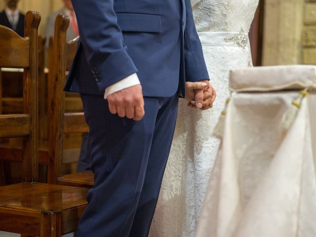 Il matrimonio di Giuseppe e Alessandra a Sinnai, Cagliari 25