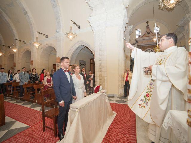 Il matrimonio di Giuseppe e Alessandra a Sinnai, Cagliari 27