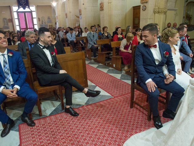 Il matrimonio di Giuseppe e Alessandra a Sinnai, Cagliari 35