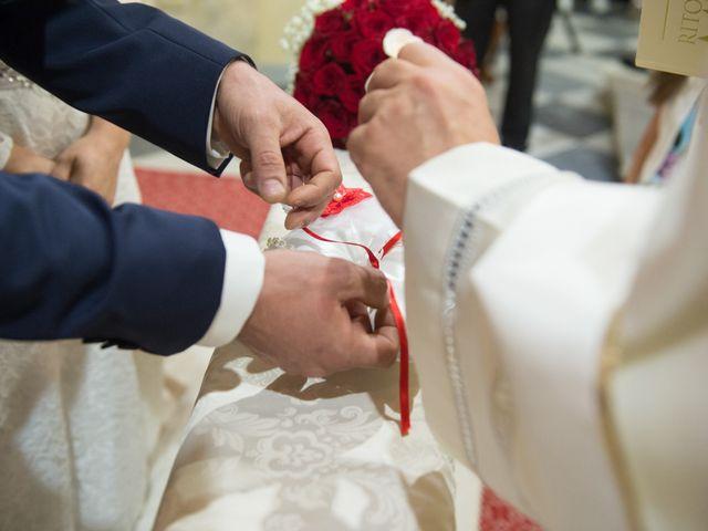 Il matrimonio di Giuseppe e Alessandra a Sinnai, Cagliari 39