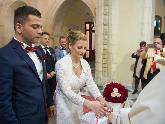 Il matrimonio di Giuseppe e Alessandra a Sinnai, Cagliari 42