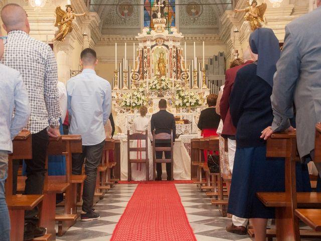 Il matrimonio di Giuseppe e Alessandra a Sinnai, Cagliari 50
