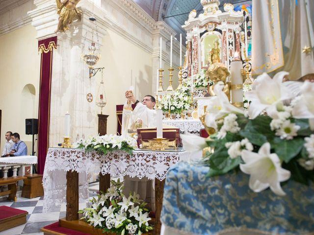 Il matrimonio di Giuseppe e Alessandra a Sinnai, Cagliari 52