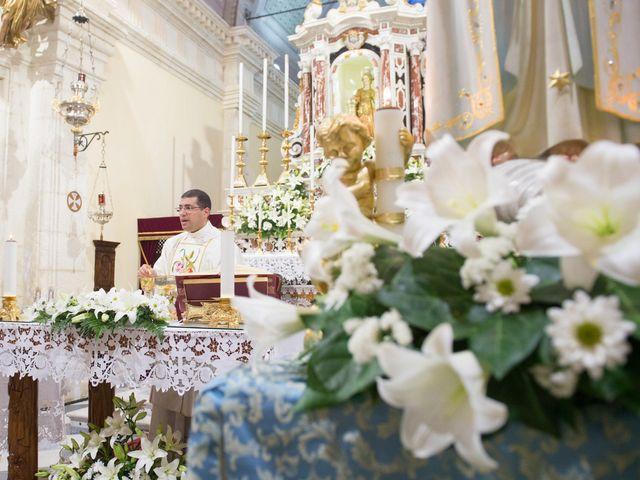 Il matrimonio di Giuseppe e Alessandra a Sinnai, Cagliari 53
