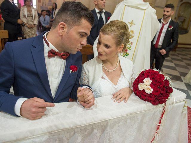 Il matrimonio di Giuseppe e Alessandra a Sinnai, Cagliari 54