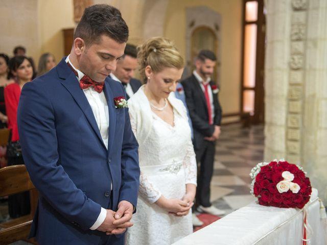 Il matrimonio di Giuseppe e Alessandra a Sinnai, Cagliari 57