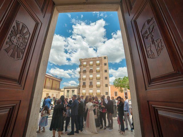 Il matrimonio di Giuseppe e Alessandra a Sinnai, Cagliari 68