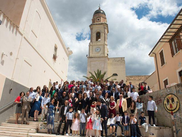 Il matrimonio di Giuseppe e Alessandra a Sinnai, Cagliari 70