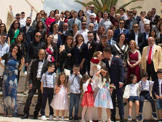 Il matrimonio di Giuseppe e Alessandra a Sinnai, Cagliari 72