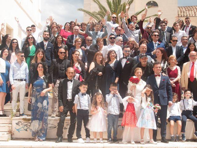 Il matrimonio di Giuseppe e Alessandra a Sinnai, Cagliari 73