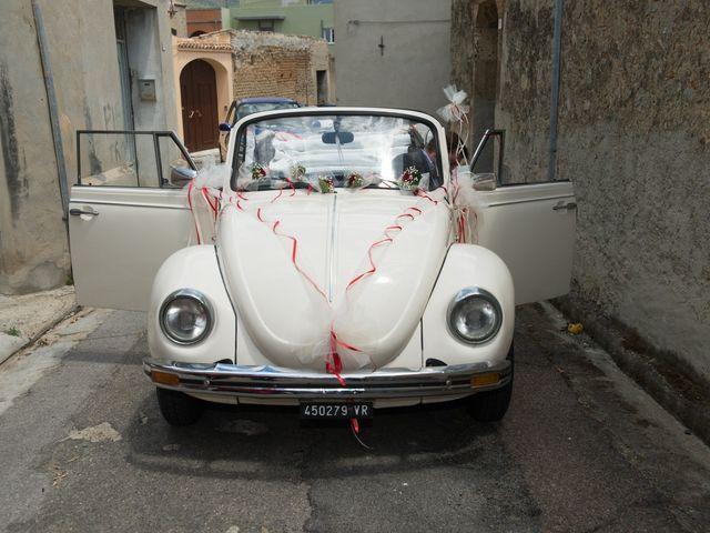 Il matrimonio di Giuseppe e Alessandra a Sinnai, Cagliari 74