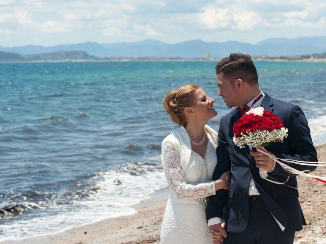 Il matrimonio di Giuseppe e Alessandra a Sinnai, Cagliari 81
