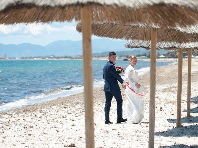 Il matrimonio di Giuseppe e Alessandra a Sinnai, Cagliari 83