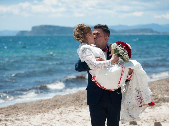 Il matrimonio di Giuseppe e Alessandra a Sinnai, Cagliari 89