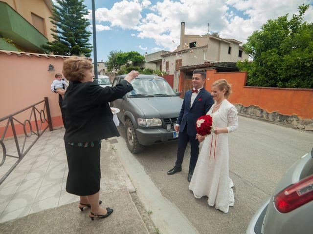 Il matrimonio di Giuseppe e Alessandra a Sinnai, Cagliari 105