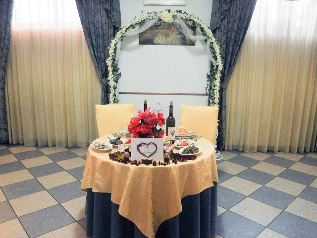Il matrimonio di Giuseppe e Alessandra a Sinnai, Cagliari 107