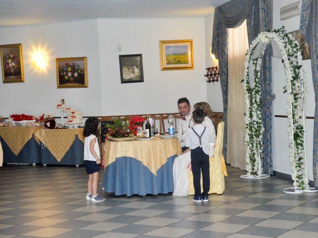 Il matrimonio di Giuseppe e Alessandra a Sinnai, Cagliari 133