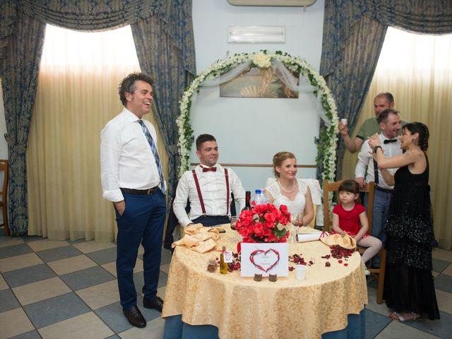 Il matrimonio di Giuseppe e Alessandra a Sinnai, Cagliari 145