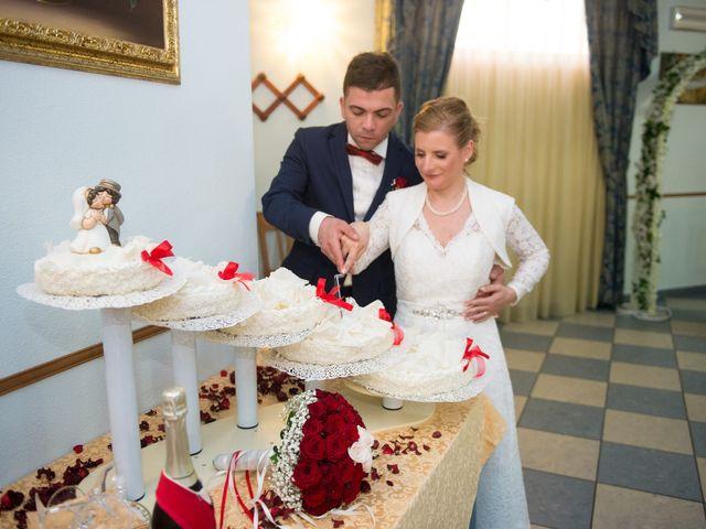 Il matrimonio di Giuseppe e Alessandra a Sinnai, Cagliari 146