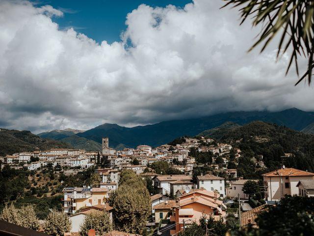 Il matrimonio di Cristian e Flavia a Lucca, Lucca 7