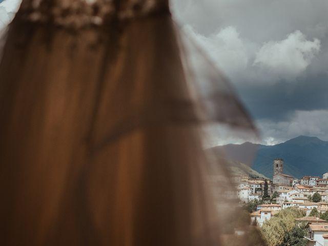 Il matrimonio di Cristian e Flavia a Lucca, Lucca 17