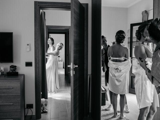 Il matrimonio di Cristian e Flavia a Lucca, Lucca 28