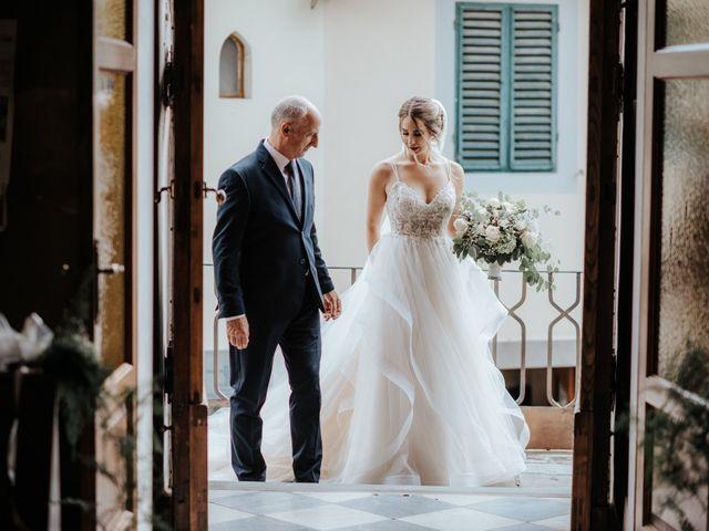 Il matrimonio di Cristian e Flavia a Lucca, Lucca 31