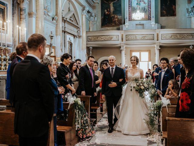 Il matrimonio di Cristian e Flavia a Lucca, Lucca 32