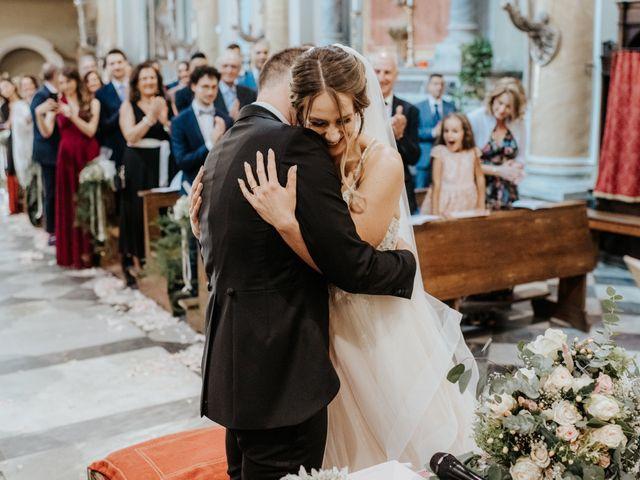 Il matrimonio di Cristian e Flavia a Lucca, Lucca 33