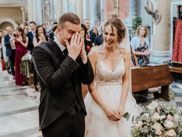 Il matrimonio di Cristian e Flavia a Lucca, Lucca 34