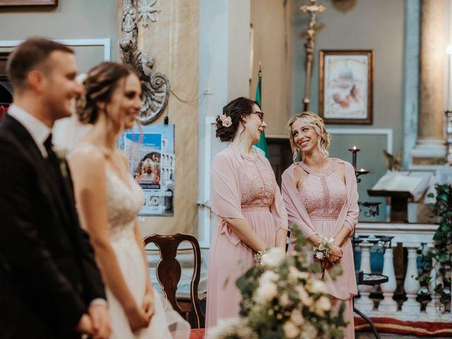 Il matrimonio di Cristian e Flavia a Lucca, Lucca 35