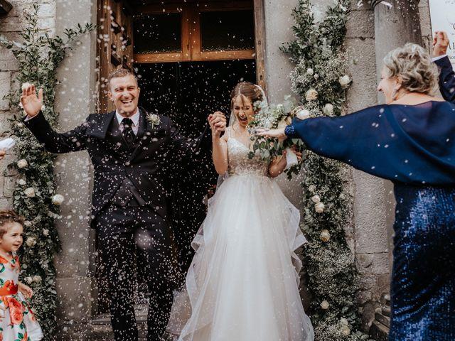 Il matrimonio di Cristian e Flavia a Lucca, Lucca 36