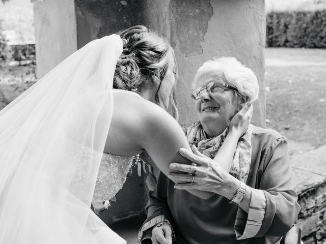 Il matrimonio di Cristian e Flavia a Lucca, Lucca 38
