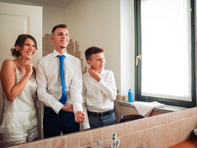 Il matrimonio di Andrea e Sole a Cherasco, Cuneo 7