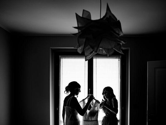 Il matrimonio di Andrea e Sole a Cherasco, Cuneo 12