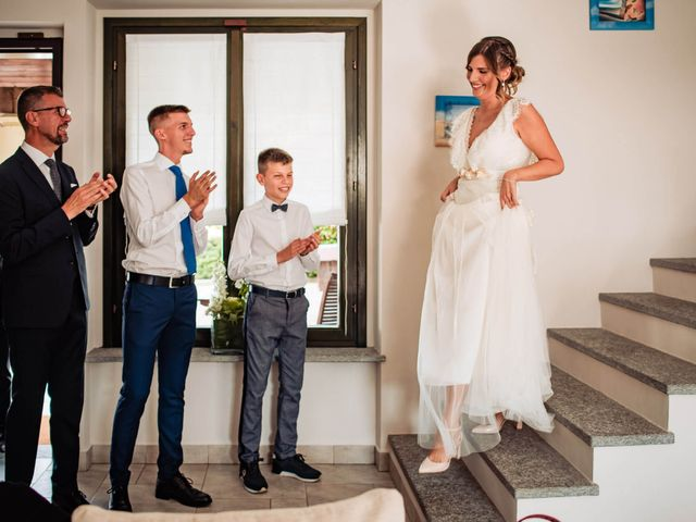 Il matrimonio di Andrea e Sole a Cherasco, Cuneo 24