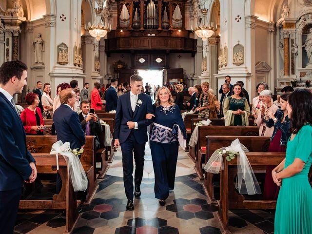 Il matrimonio di Andrea e Sole a Cherasco, Cuneo 25