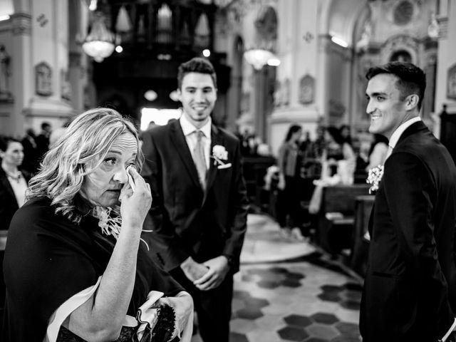 Il matrimonio di Andrea e Sole a Cherasco, Cuneo 26