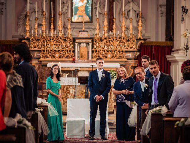 Il matrimonio di Andrea e Sole a Cherasco, Cuneo 27
