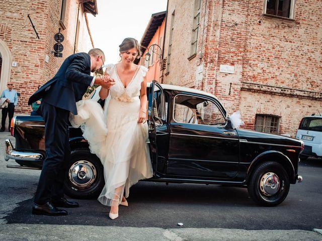 Il matrimonio di Andrea e Sole a Cherasco, Cuneo 28