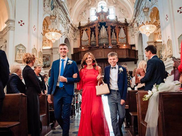 Il matrimonio di Andrea e Sole a Cherasco, Cuneo 29