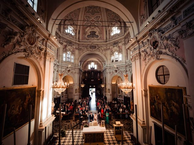 Il matrimonio di Andrea e Sole a Cherasco, Cuneo 33