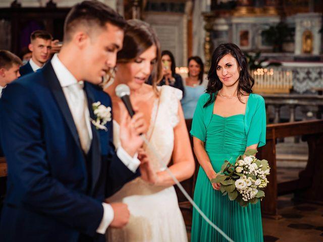 Il matrimonio di Andrea e Sole a Cherasco, Cuneo 34