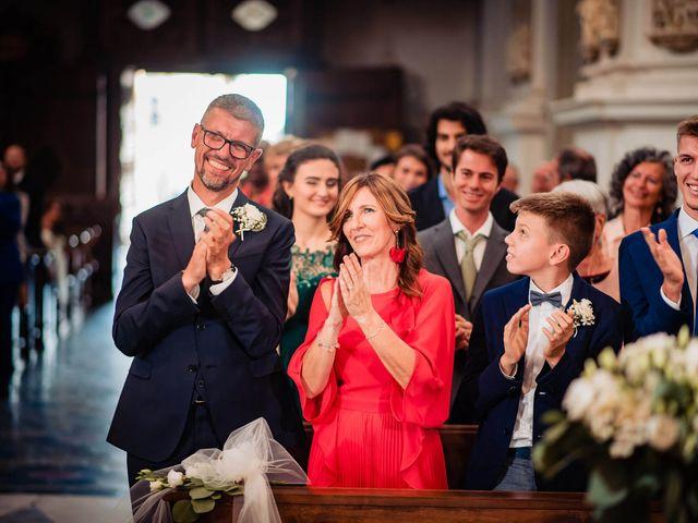 Il matrimonio di Andrea e Sole a Cherasco, Cuneo 36