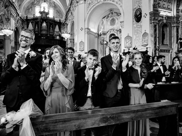 Il matrimonio di Andrea e Sole a Cherasco, Cuneo 37