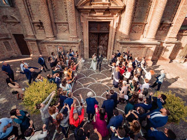 Il matrimonio di Andrea e Sole a Cherasco, Cuneo 42