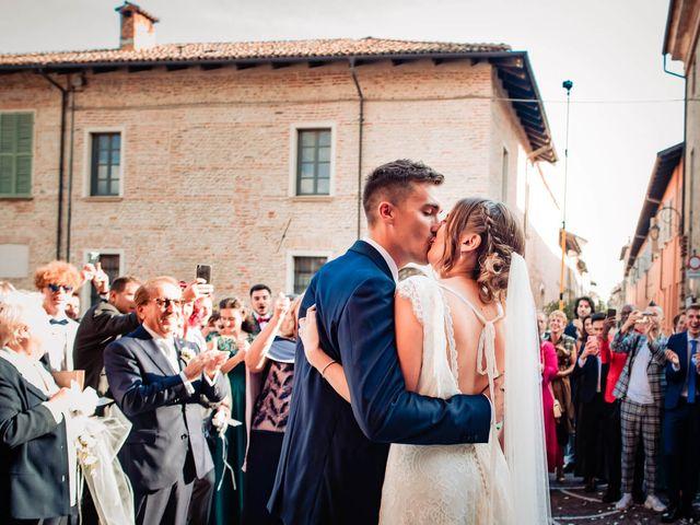 Il matrimonio di Andrea e Sole a Cherasco, Cuneo 44